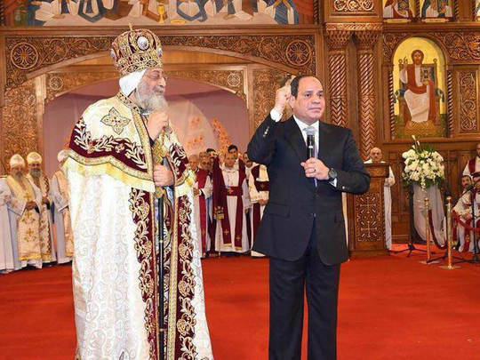 Celebrating Christmas the Coptic way in