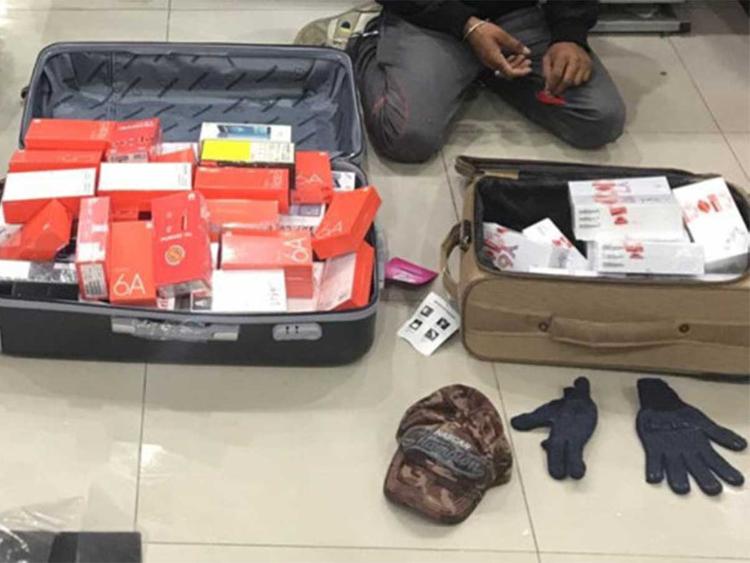 Ajman Police catch shop burglars red-handed 2