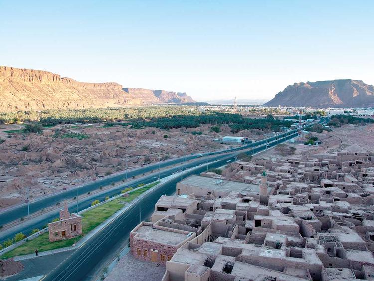 Archaeologically rich Al-Ula in Saudi Arabia