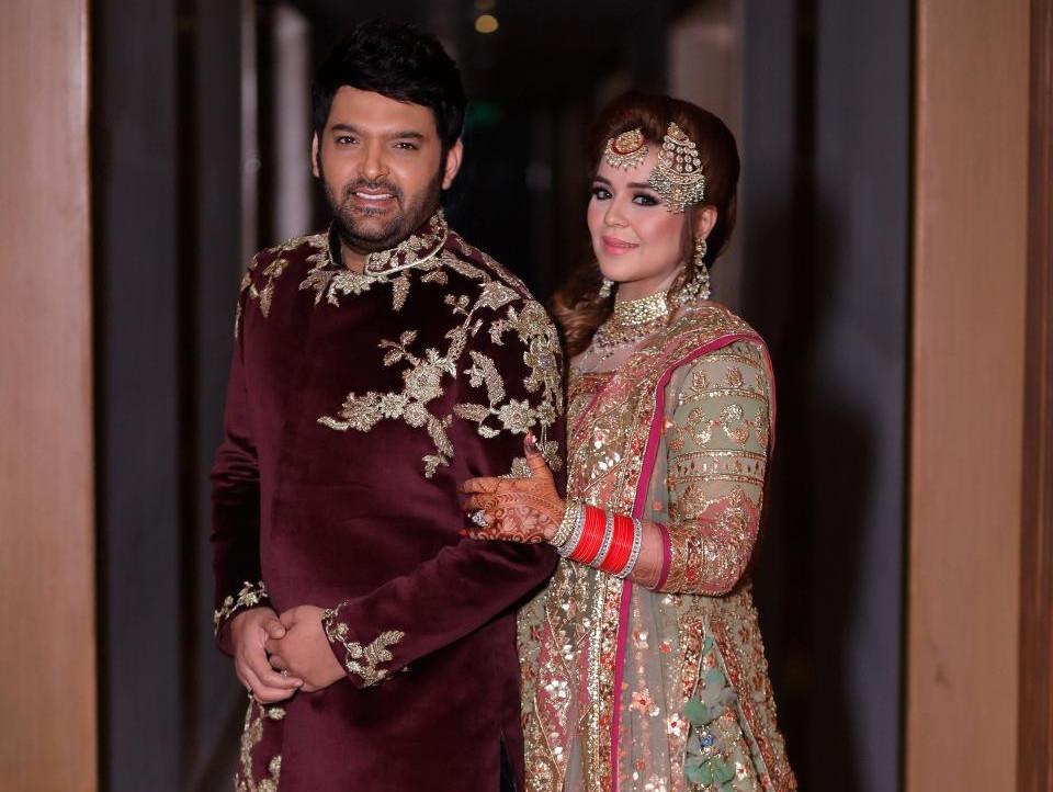 Kapil Sharma and Ginni wedding12