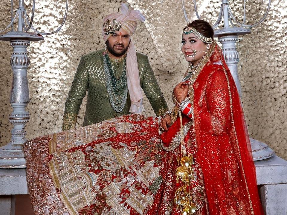 Kapil Sharma and Ginni wedding21