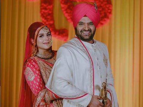 Kapil Sharma and Ginni wedding2