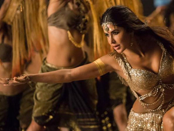 Katrina Kaif as a dancer in Thugs Of Hindostan