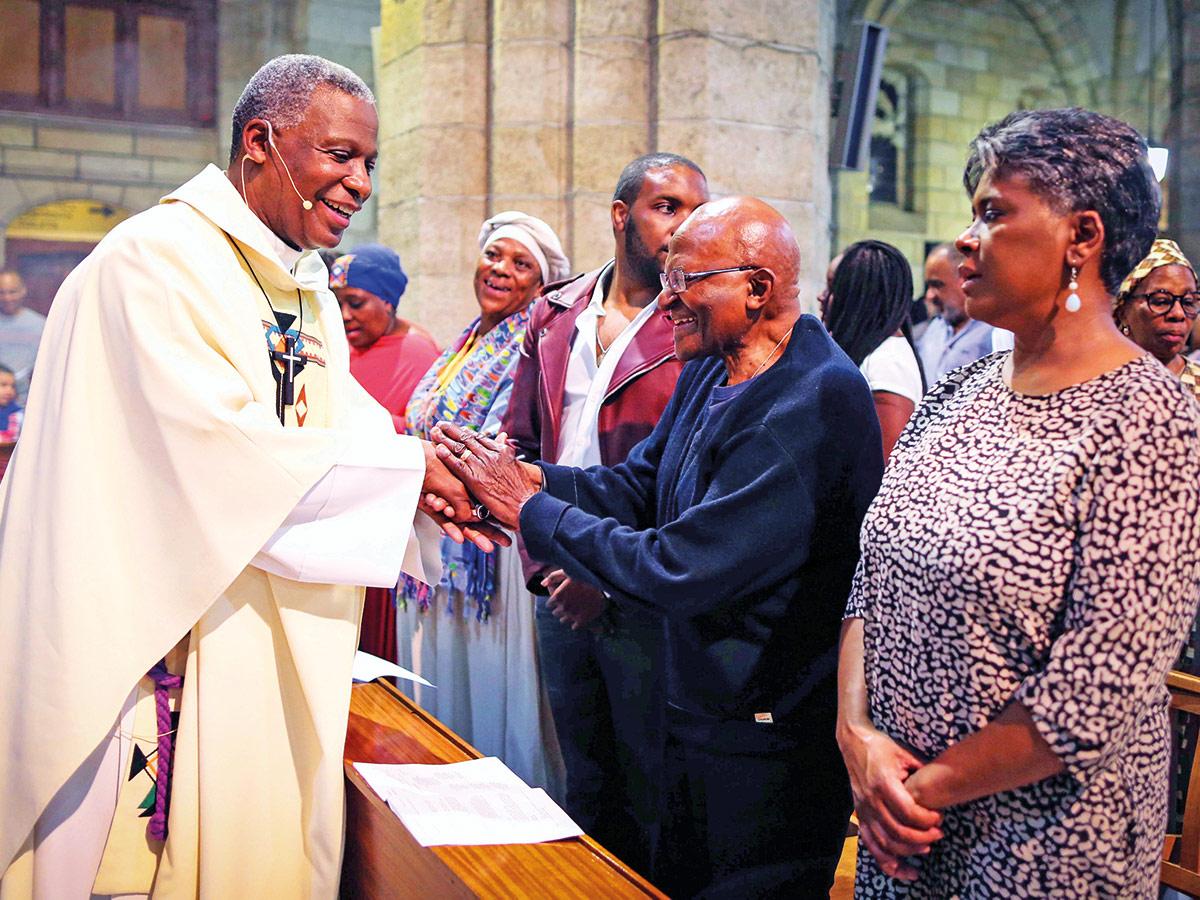 Africa Archbishop Emeritus Desmond Tutu