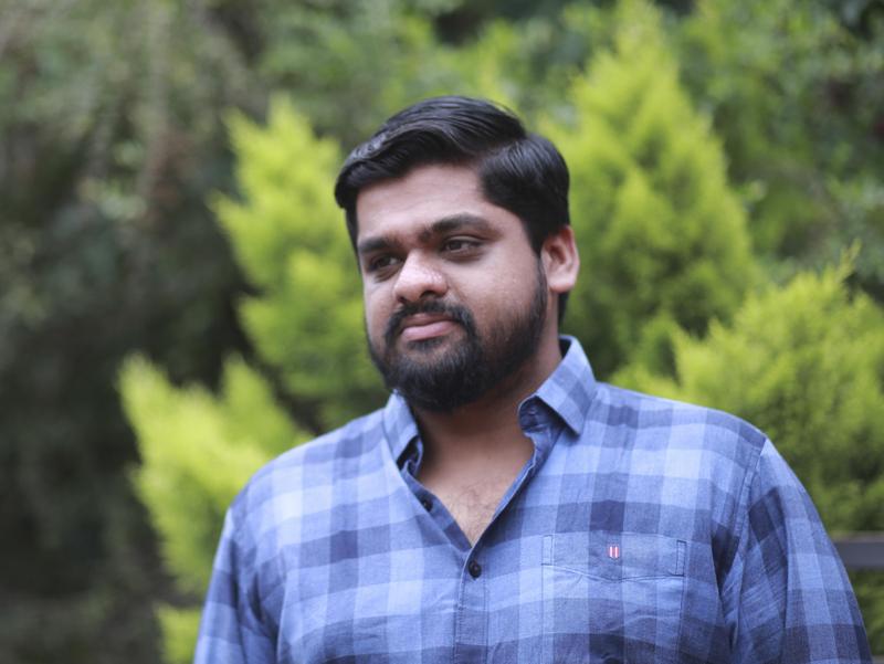 Director Rahul Riji Nair