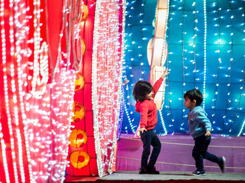 Dubai Garden Glow_best outdoor destination