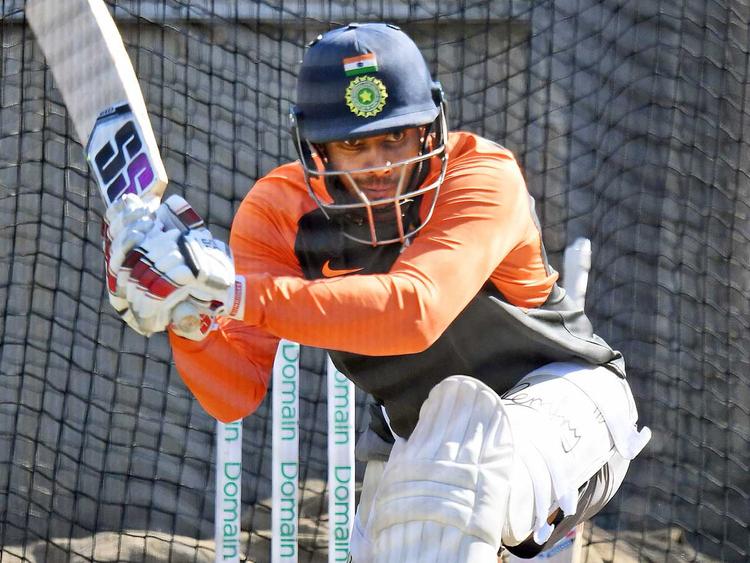 India's batsman Hanuma Vihari