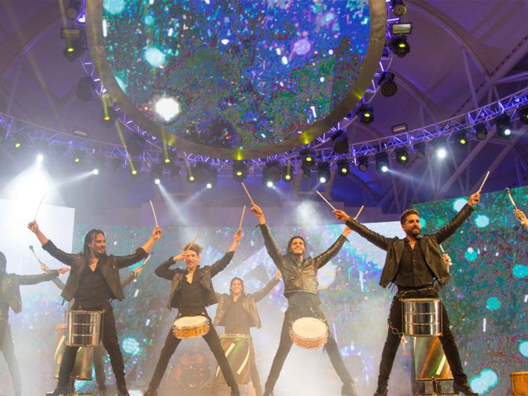 Argentina dance band Malevo