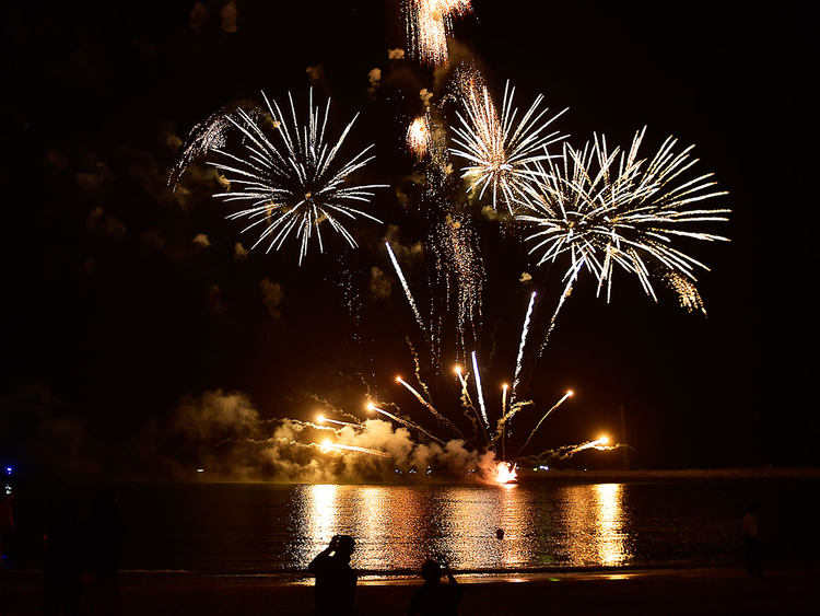 La Mer DSF fireworks 1