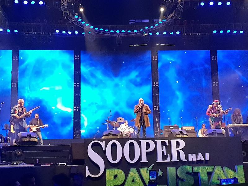 Junoon' reunion concert wins hearts in Karachi