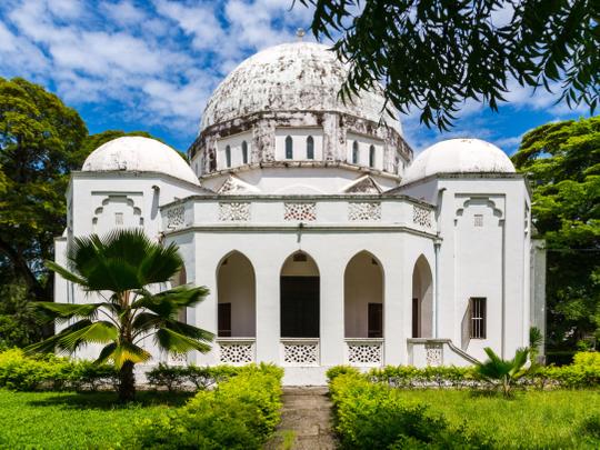 REG 181119 ZANZIBAR_Bait Al Amani in Zanzibar, built during the days of the Sultanate.