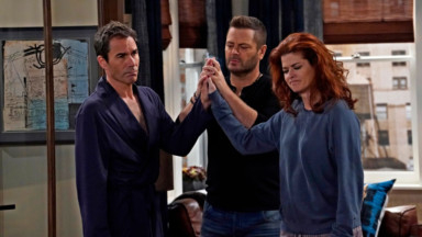 WILL AND GRACE THE REBOOT