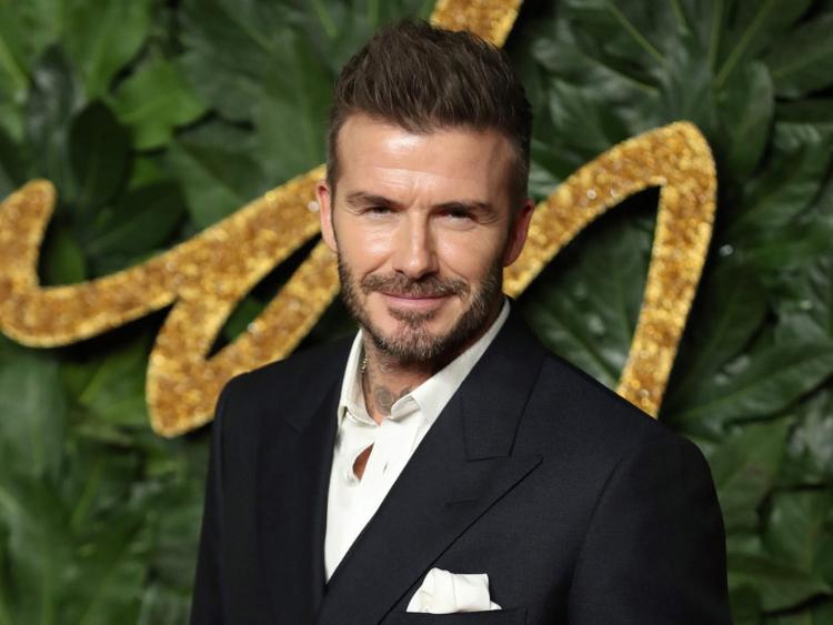 tab David Beckham