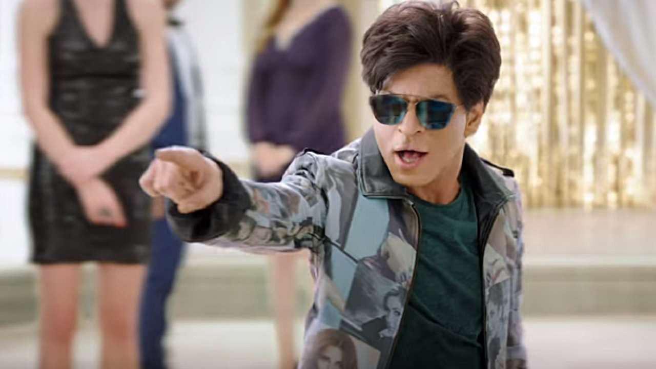 tab _Shah Rukh Khan in Zero
