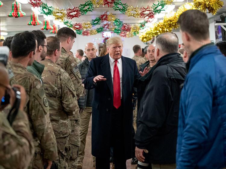 Trump Iraq 1