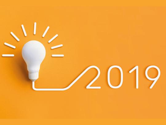 2019 Set milestones but keep them practical