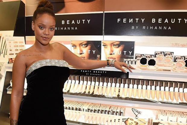 Rihanna's Fenty Beauty make-up line