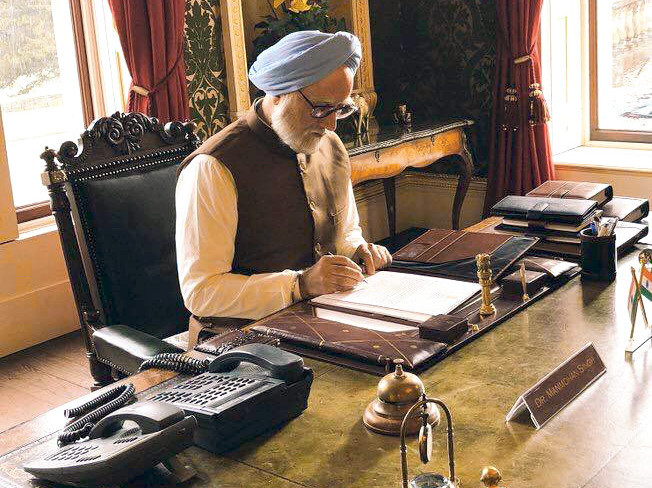 The Accidental Prime Minister3