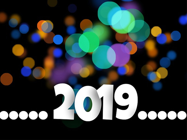 We are looking forward to 2019 and have our goals in place