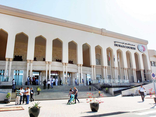 Dubai courts 101