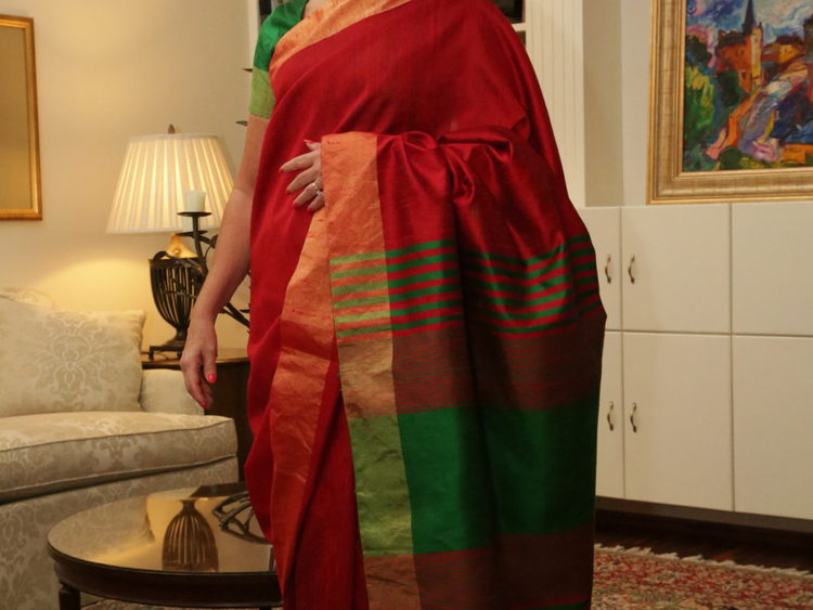 WIN-181212 MaryKay India saree7