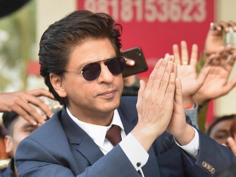 tab Shah Rukh Khan