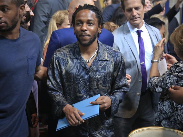 tab  Kendrick Lamar