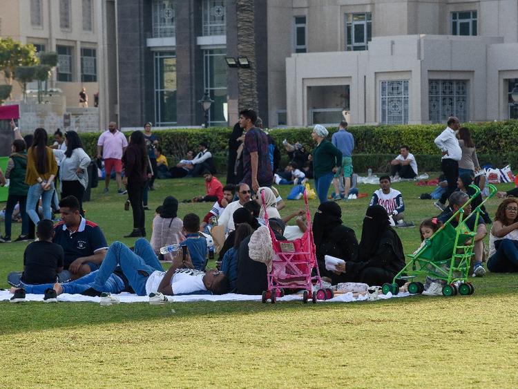 Burj Park 111