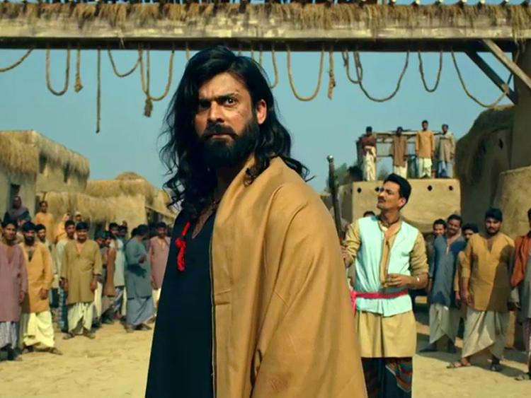 Fawad Khan in THE LEGEND OF MAULA JATT