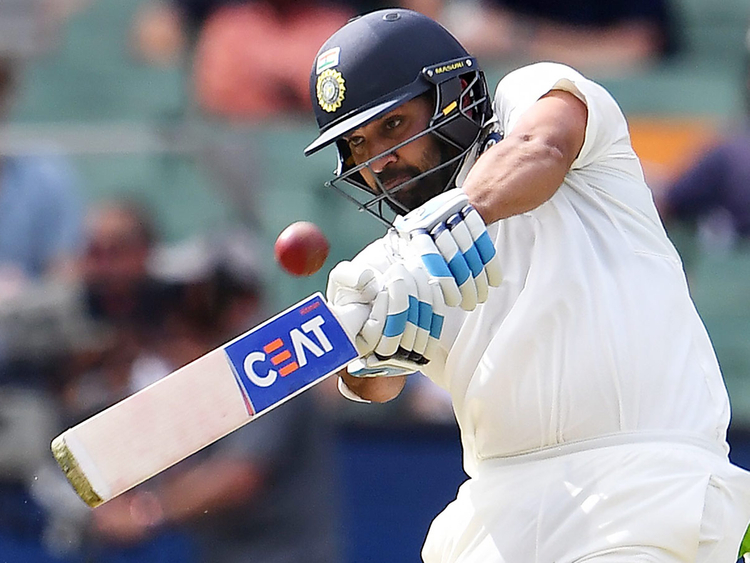 India's batsman Rohit Sharma