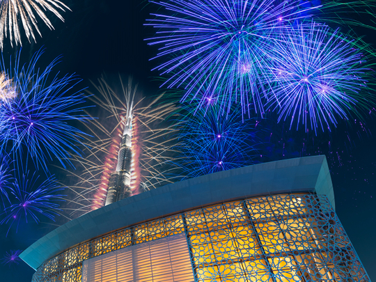 New Year's Eve fireworks weather