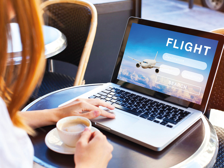 Online travel sales set to reach Dh17.3b in UAE