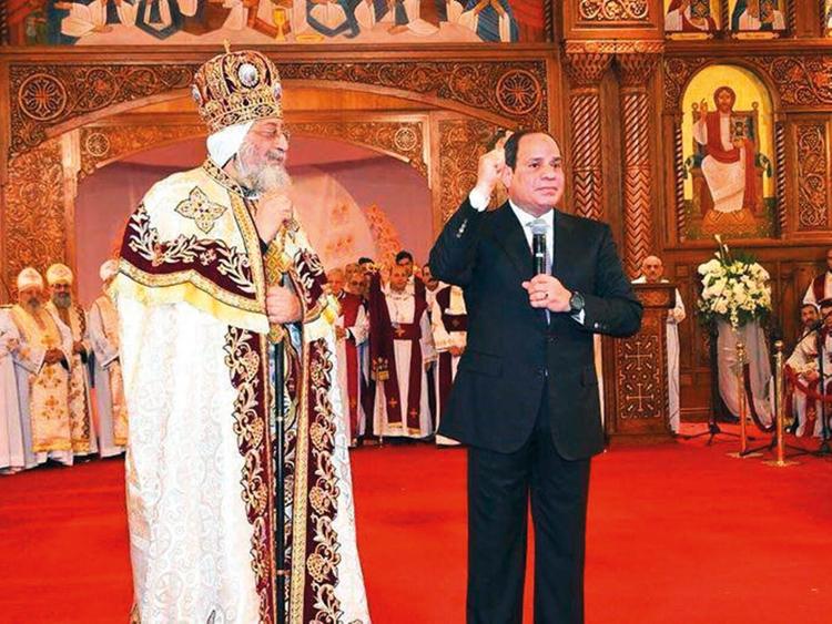 President Al Sissi
