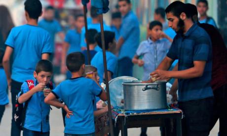 REG 181217 GAZA UNRWA33
