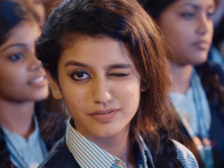 Kerala 'eyebrow girl' turns instant internet sensation