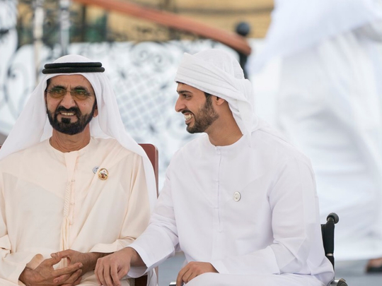 Leaders Greet Zayed Bin Hamdan Upon Return To Uae Following Treatment In Germany Government Gulf News