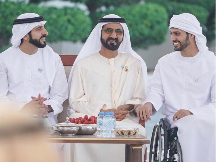 Watch: Shaikh Hamdan's touching poem dedicated to UAE war