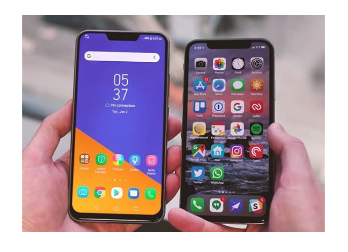 Meet Asus' iPhone X Clone | Technology – Gulf News