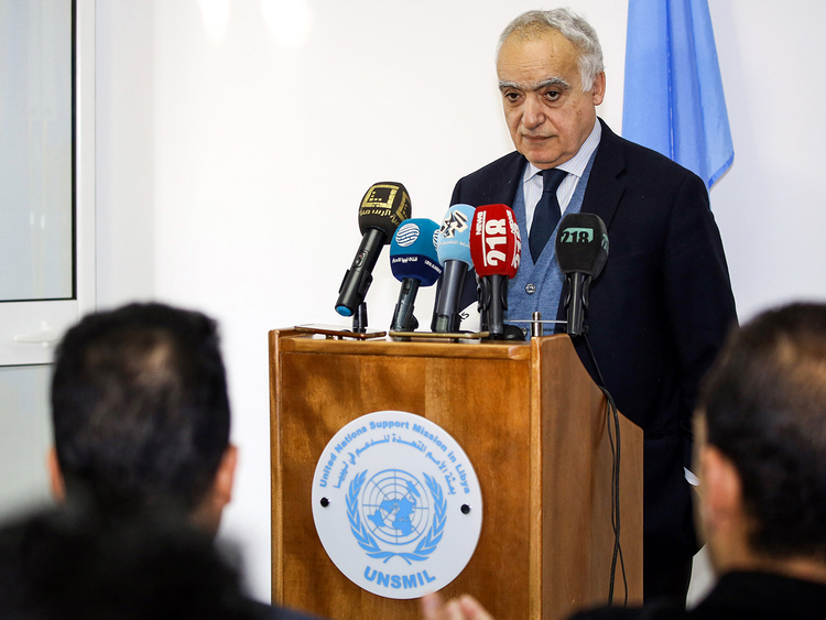 UN hopes for Libya elections by end of 2018 | Mena – Gulf News