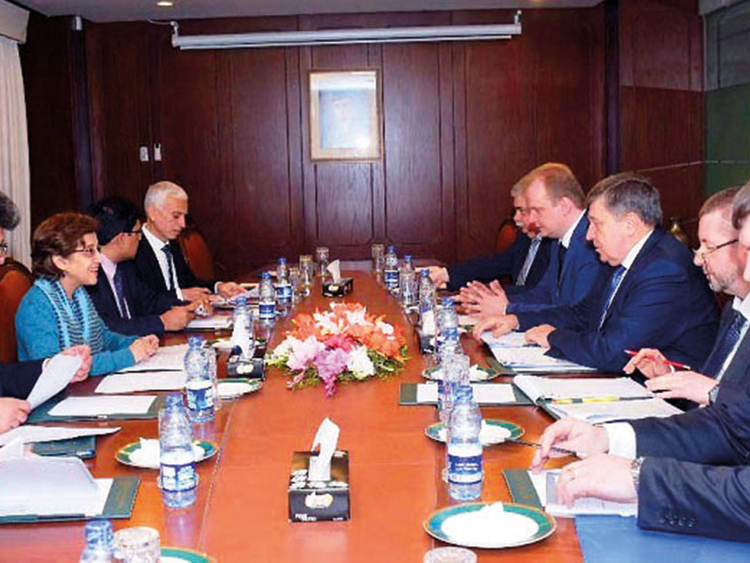 Pakistan, Russia discuss security and defence partnership