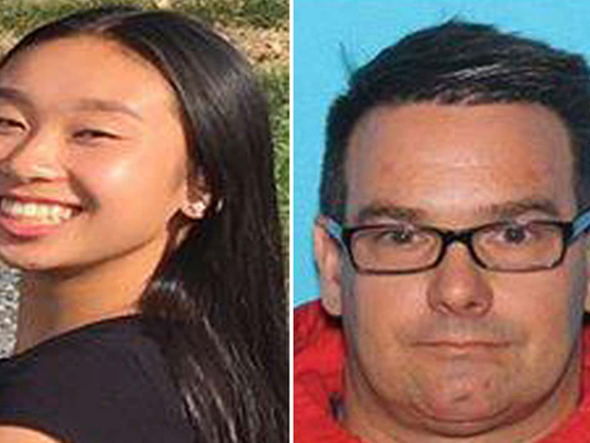 Missing Teen Girl Found With 45 Year Old Man In Mexico Americas
