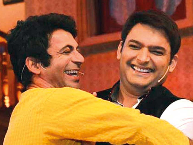 Sunil Grover wishes Kapil Sharma luck on new show