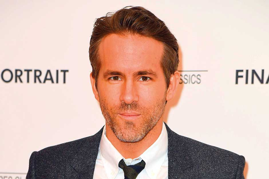 Actor Ryan Reynolds looking to invest in Welsh football club Wrexham