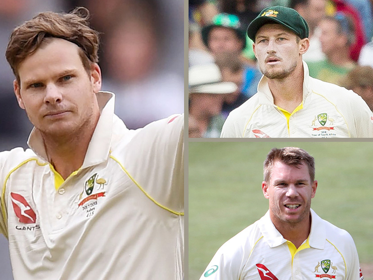 Australian Cricketers Get One Year Ban For Ball Tampering