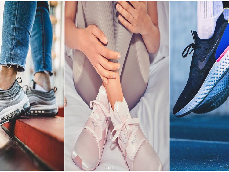 Hot Stuff: 4 sneakers to obsess over