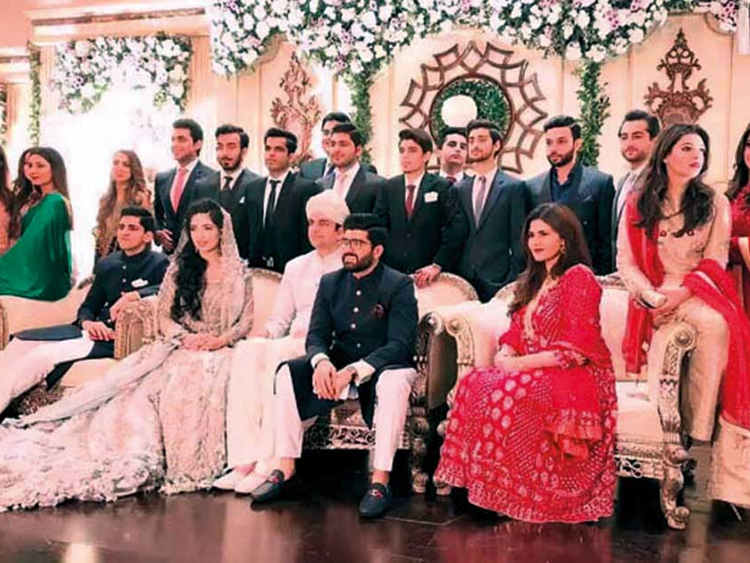 Pakistani Pm S Son Sets Example With Simple Wedding Ceremony