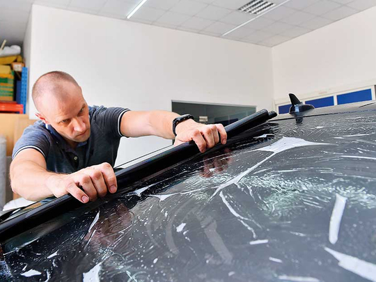 Law allowing 50% car window tinting helps motorists stay cool