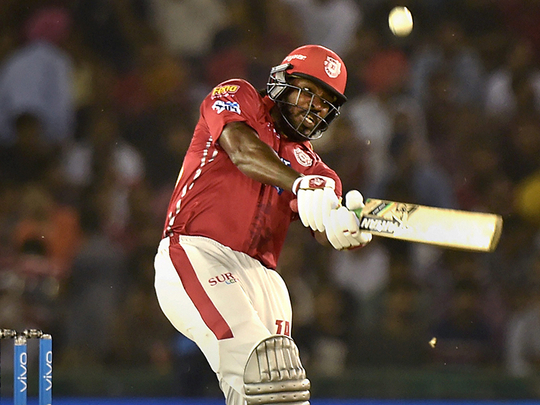 Chris Gayle's 22nd T20 hundred in vain in Caribbean T20 league