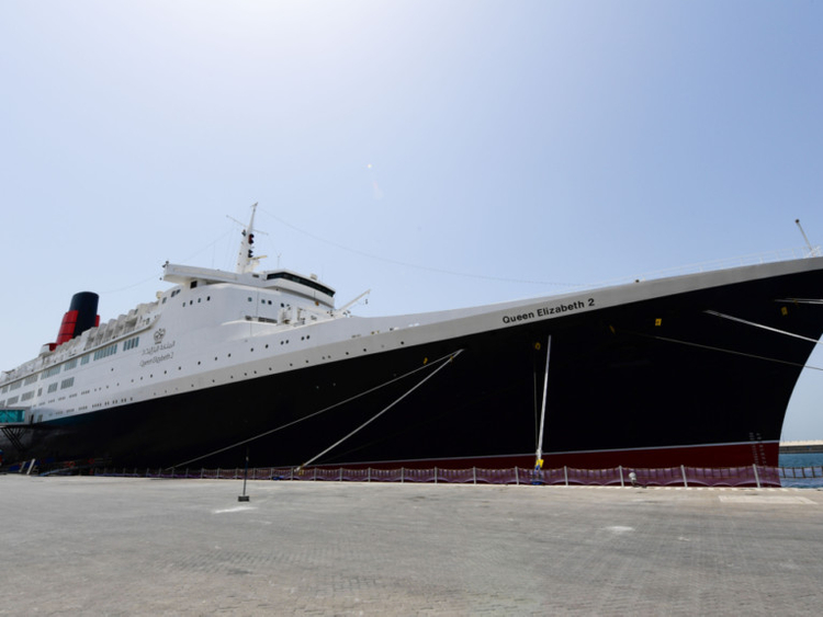 After $100m facelift, Dubai unveils QE2 in her 1969 glory