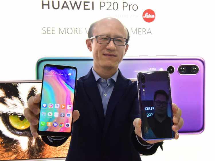 Huawei brings innovation to smartphone cameras